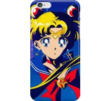 Sailor Moon S space iPhone Case/Skin