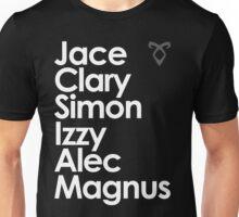 Shadowhunters of New York (& Magnus Bane) Unisex T-Shirt