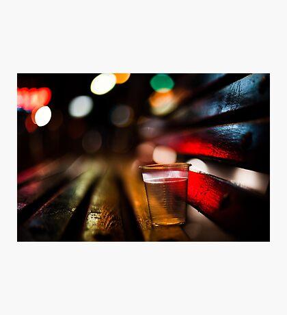 fiesta of the night  Photographic Print