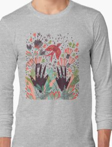 Spring Bird  Long Sleeve T-Shirt
