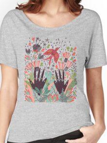 Spring Bird  Women's Relaxed Fit T-Shirt