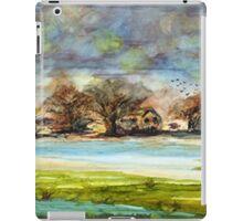 Quiet Dwellings iPad Case/Skin