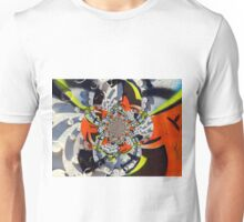 Twisted Graffiti # 10 Unisex T-Shirt
