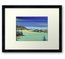 The Open Passage Framed Print