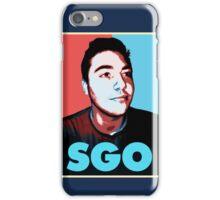 Sgo Rick iPhone Case/Skin