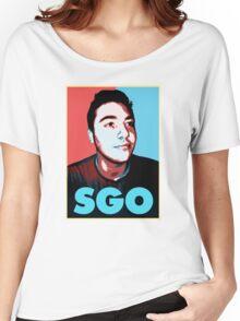 Sgo Rick Women's Relaxed Fit T-Shirt