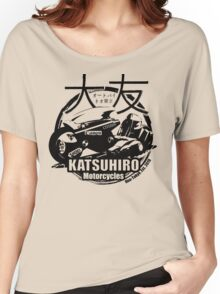 Akira Katsuhrio Cycles Women's Relaxed Fit T-Shirt