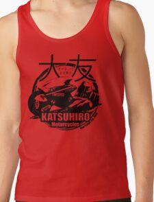 Akira Katsuhrio Cycles Tank Top
