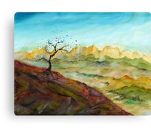 Guardian Tree Canvas Print