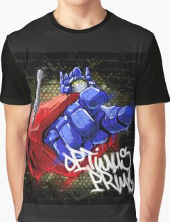Optimus Prime Tee Graphic T-Shirt