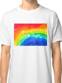 Rainbow Tears Classic T-Shirt