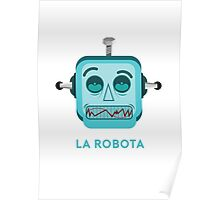 La Robota Vector  Poster