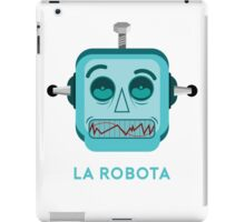 La Robota Vector  iPad Case/Skin