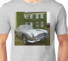 Aston Martin DB6 Unisex T-Shirt