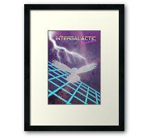 Intergalactic Dreams Framed Print