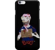 Zombie 2 iPhone Case/Skin