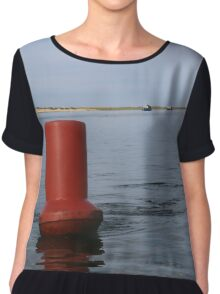 Blakeney Bouy Chiffon Top