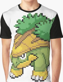 Pokemon - Grotle Graphic T-Shirt