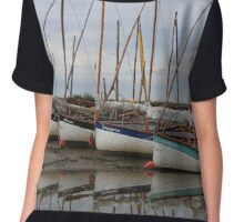 Blakeney Point Moaring Chiffon Top
