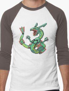 Pokemon - Rayquaza Men's Baseball ¾ T-Shirt