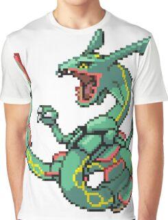 Pokemon - Rayquaza Graphic T-Shirt