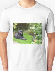 A Young Izzy Bear Unisex T-Shirt