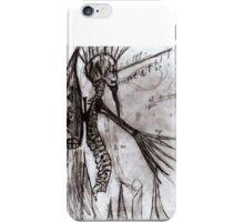 Spine man  iPhone Case/Skin