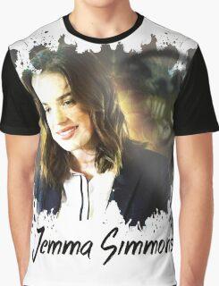 Jemma Simmons Appreciation Design  Graphic T-Shirt