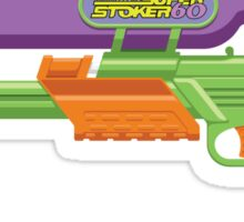 SUPER STOKER - SS60 Sticker