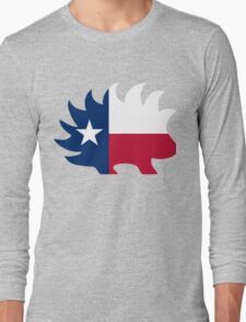 Texas Libertarian Party Porcupine Long Sleeve T-Shirt