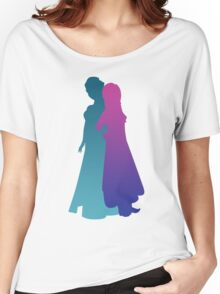 Snow Sisters Women's Relaxed Fit T-Shirt