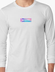 Normie Smudge  T-Shirt