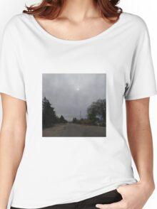 Dark skies  Women's Relaxed Fit T-Shirt