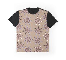 Tribal Daisy Graphic T-Shirt