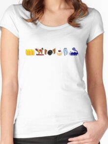Hey, Buckaroo! Women's Fitted Scoop T-Shirt