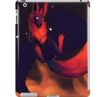 Fox Fur Nebula Guardian iPad Case/Skin