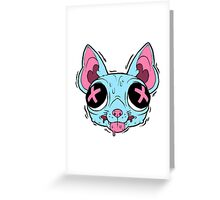DEDseries - Chihuahua Greeting Card