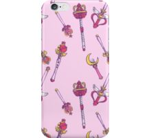 Sailor Moon Stick iPhone Case/Skin