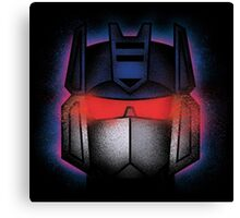 Soundwave - No Quote Canvas Print