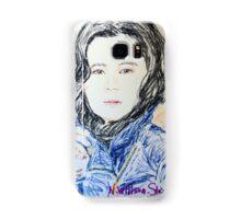 Pretty Happy Samsung Galaxy Case/Skin