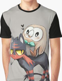 INTO BATTLE Graphic T-Shirt