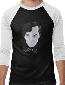Sherlock V Moriarty Men's Baseball ¾ T-Shirt