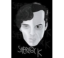 Sherlock V Moriarty Photographic Print