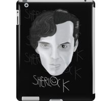 Sherlock V Moriarty iPad Case/Skin