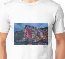 Riomaggiore in Cinque Terre Italy Unisex T-Shirt