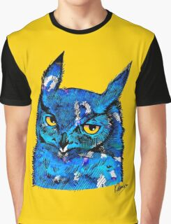 Holy Blue Graphic T-Shirt