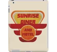 Retro Motel Sign iPad Case/Skin
