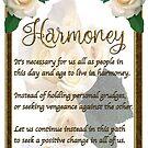 Harmony by Junior Mclean