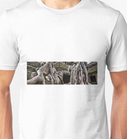 Six Pachyderms at Angkor Wat Unisex T-Shirt