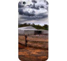 Yanga Wool Shed iPhone Case/Skin